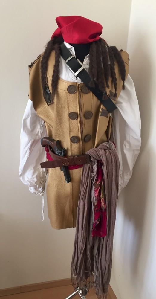 Jack Sparrow jelmez - Broadway egyedi ruha és jelmezkölcsönzés a40a2df634