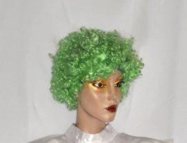 zöld paroka