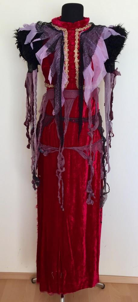 piros zombi jemez - Broadway egyedi ruha és jelmezkölcsönzés e09a765201