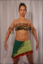 Tarzan női dzsungel ruha