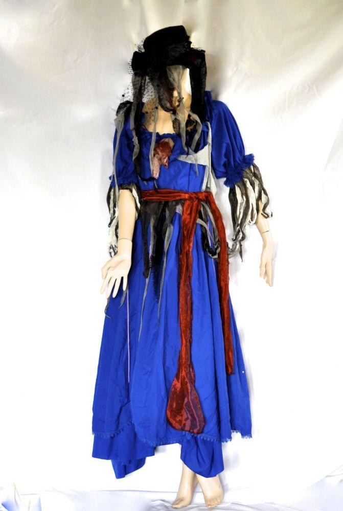 Női zombi jelmezek - Broadway egyedi ruha és jelmezkölcsönzés 07827538ea