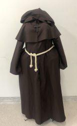 Kövér szerzetes jelmez