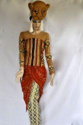 Orszlánkirály női ruha