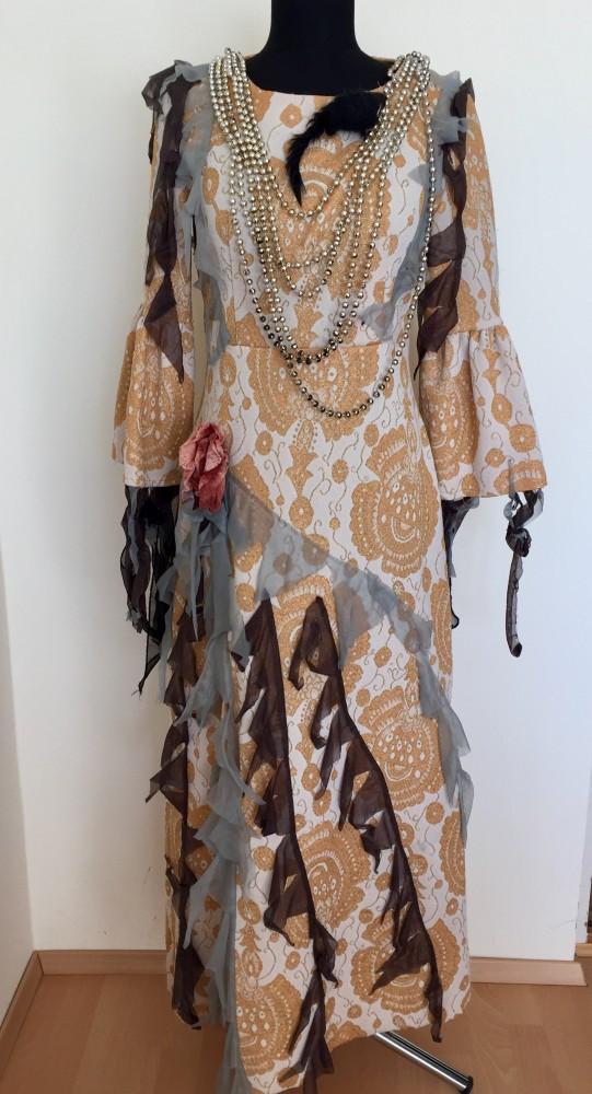 arany mintás zombi jelmez - Broadway egyedi ruha és jelmezkölcsönzés 95572d060c