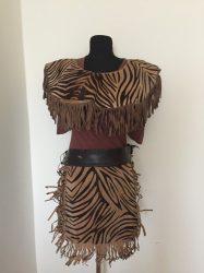 Tigris csíkos dzsungel ruha