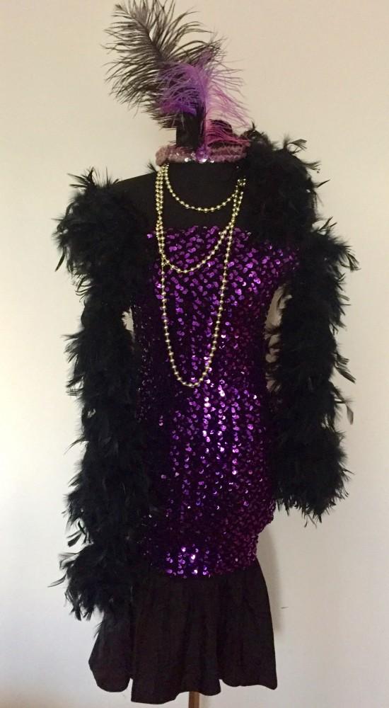 gatsby női jelmez - Broadway egyedi ruha és jelmezkölcsönzés c1d162d4c6
