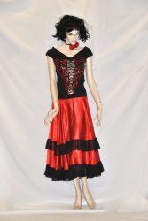 spanyol ruha